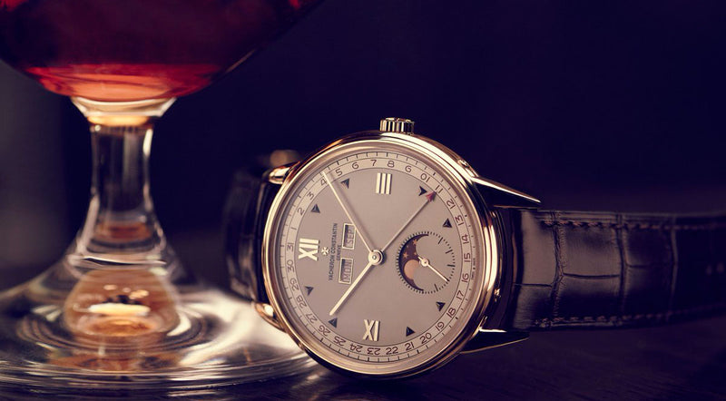 Vacheron Constantin on BitDials