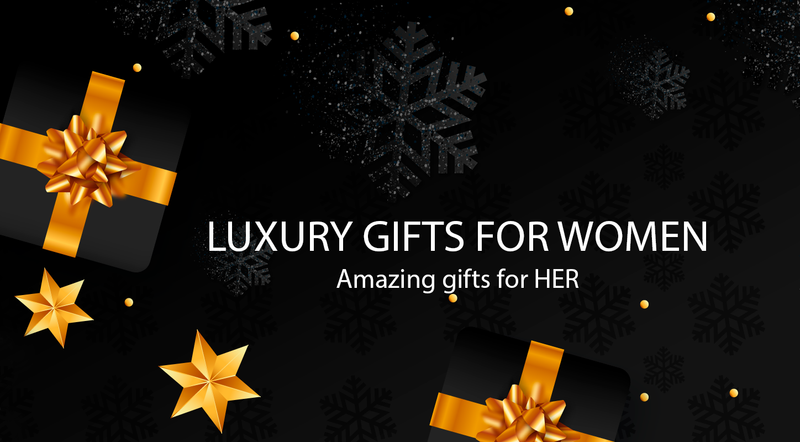 Holiday gift guide. Exceptional gifts for women.