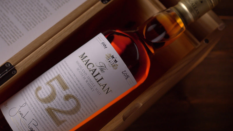 Five interesting facts about Macallan scotch.
