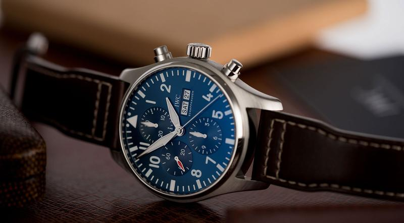 IWC Pilot's Watches.