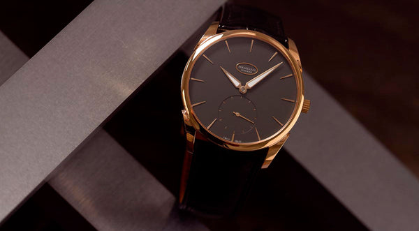 Introducing: Parmigiani Fleurier.