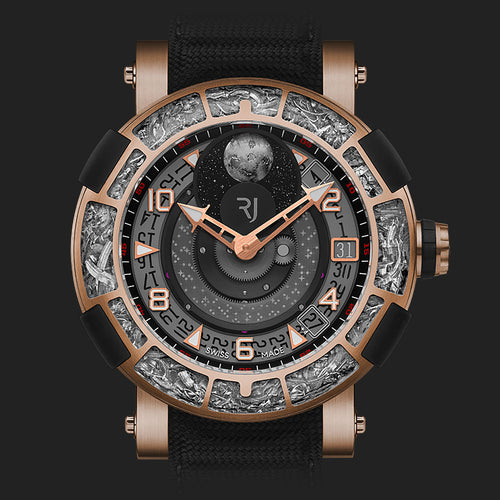Buy Romain Jerome with bitcoin (BTC), Monero (XMR), Ethereum (ETH), DOGE, LTC, DCR on BitDials