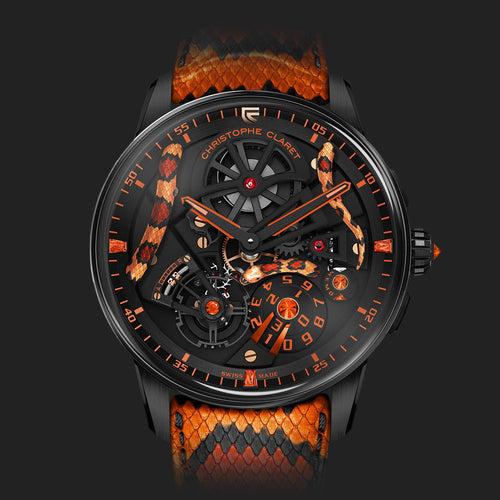 Buy Christophe Claret with bitcoin (BTC), Monero (XMR), Ethereum (ETH), DOGE, LTC, DCR on BitDials