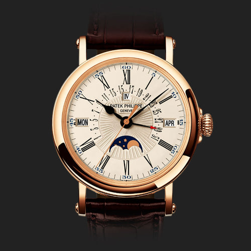 Buy Patek Philippe  with bitcoin (BTC), Monero (XMR), Ethereum (ETH), DOGE, LTC, DCR on BitDials