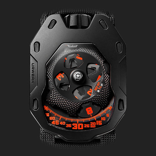 Buy Urwerk with bitcoin (BTC), Monero (XMR), Ethereum (ETH), DOGE, LTC, DCR on BitDials
