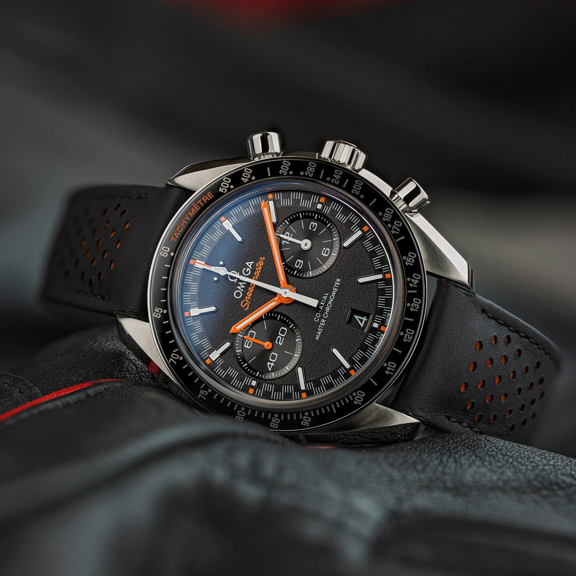 Buy Omega SPEEDMASTER with Bitcoin on BitDials