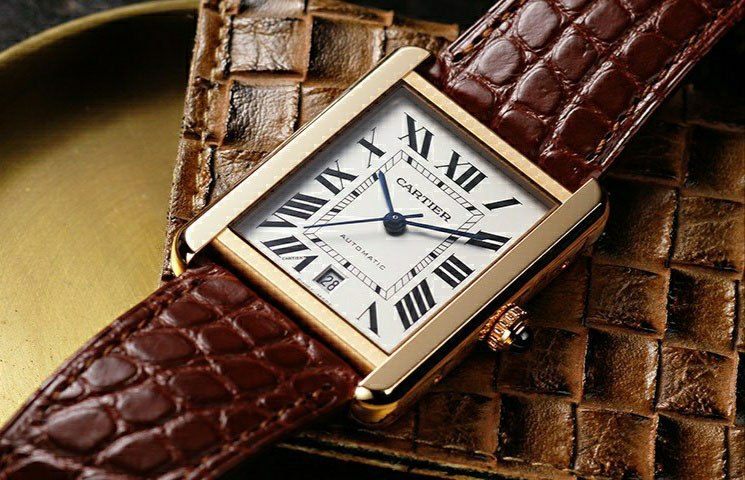 Buy Cartier with Bitcoin on BitDials
