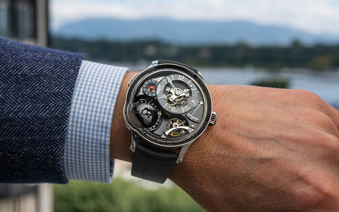 Buy premium watches with crypto on BitDials