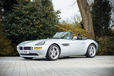 Buy BMW Z8 with Bitcoin
