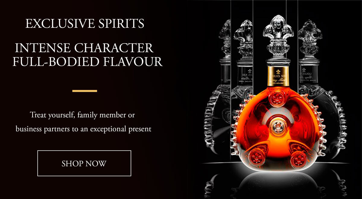 Buy ultra premium spirits on BitDials