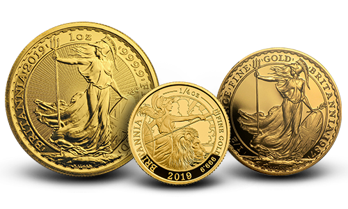 Buy Gold coins on BitDials