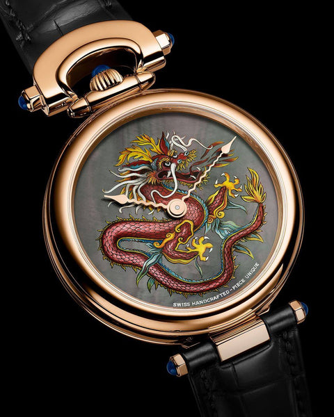 Bovet timepieces on BitDials