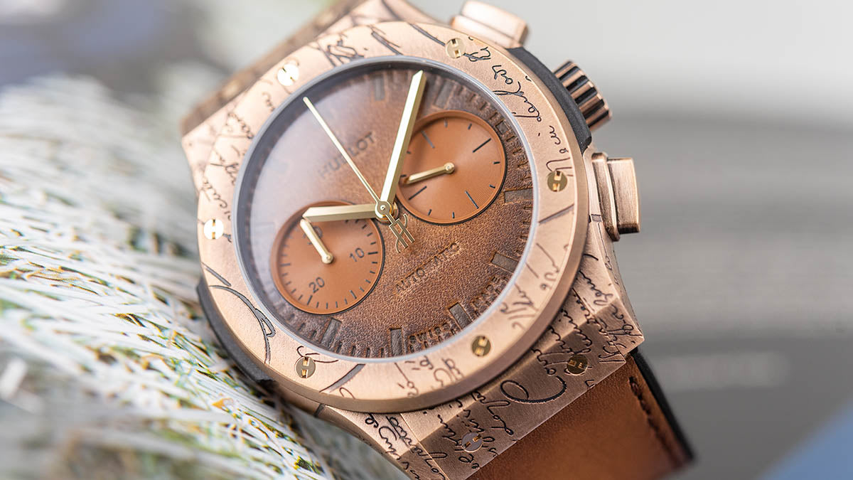 luxury watches on BitDials