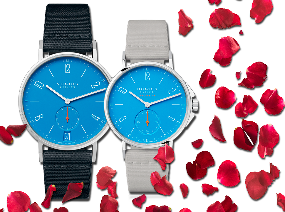 Buy Nomos Glashuette with Bitcoin on BitDials