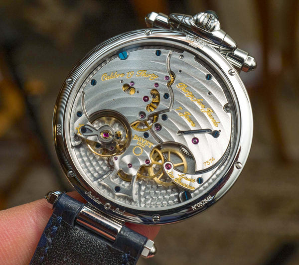 Discover Bovet collection on BitDials