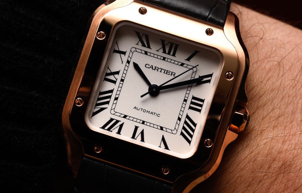 1fa4d362f96b6 The 2018 Santos collection features a lot of exciting new things for one of  Cartier's most important watch collections – as well as a new reason to  have ...