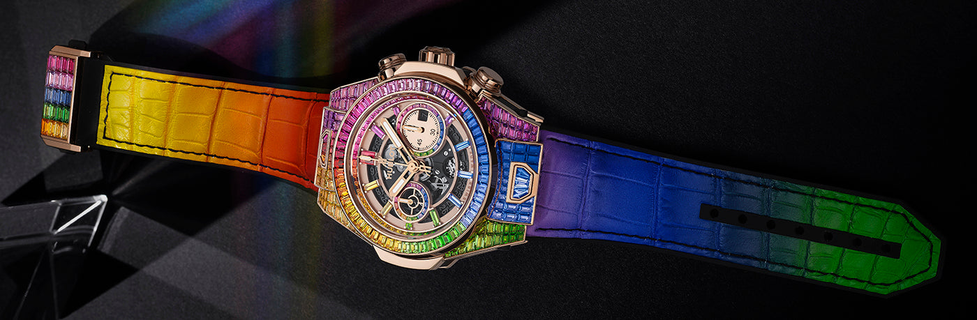 Buy Hublot with Bitcoin on BitDials