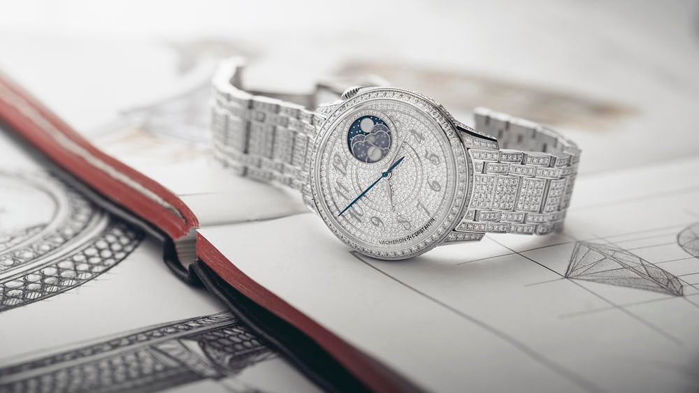Buy Vacheron Constantin with Bitcoin on BitDials