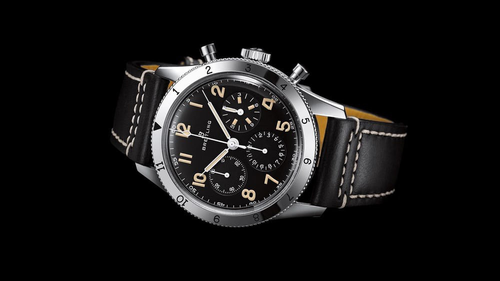 Buy Breitling with Bitcoin on BitDials