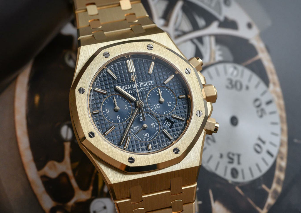 Buy Audemars Piguet with Bitcoin on BitDials
