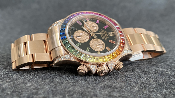 Rolex for Bitcoin. Only on BitDials