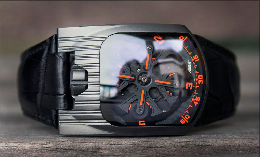 Urwerk 103T on BitDials