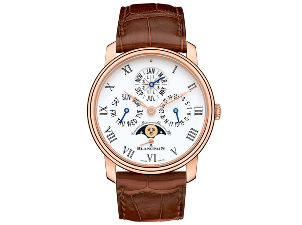 Blancpain Villaret Luxury Watch for Bitcoin