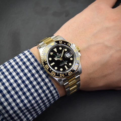 ROLEX GMT-MASTER II for BTC