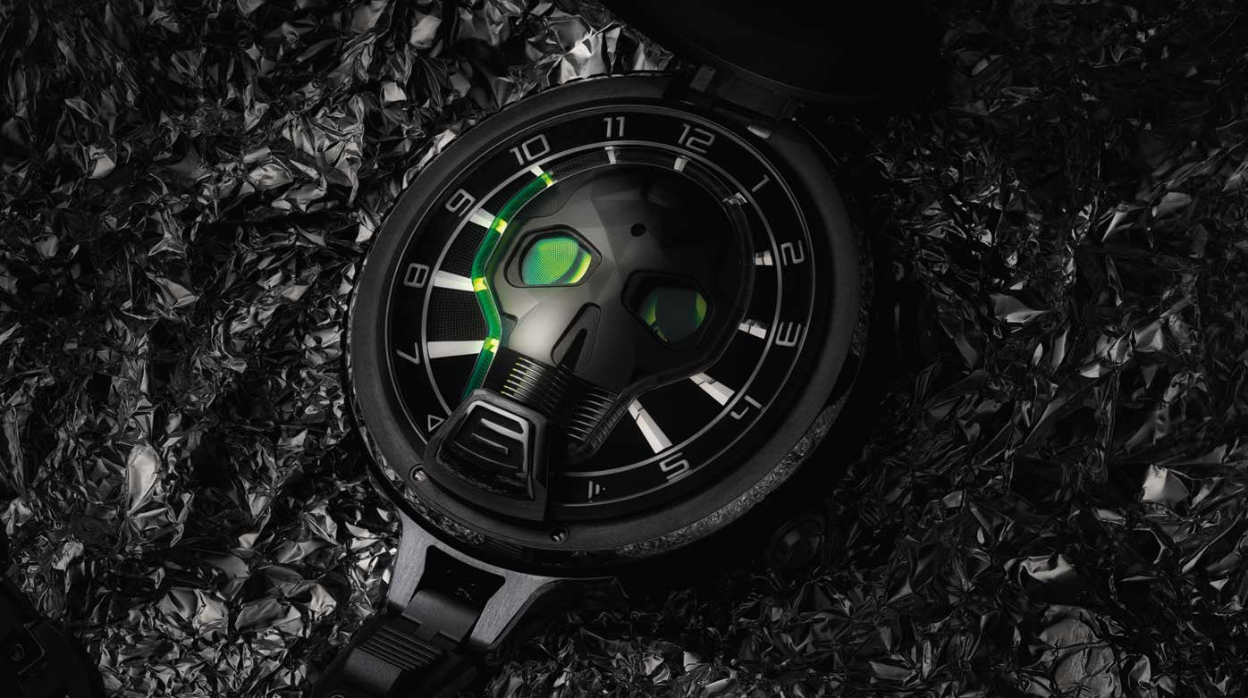 Buy HYT watches with bitcoin