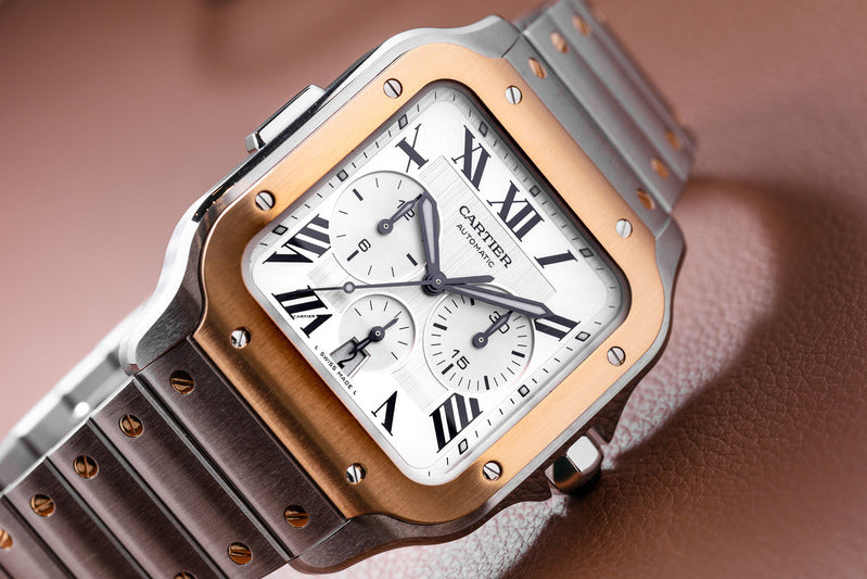 Cartier on BitDials