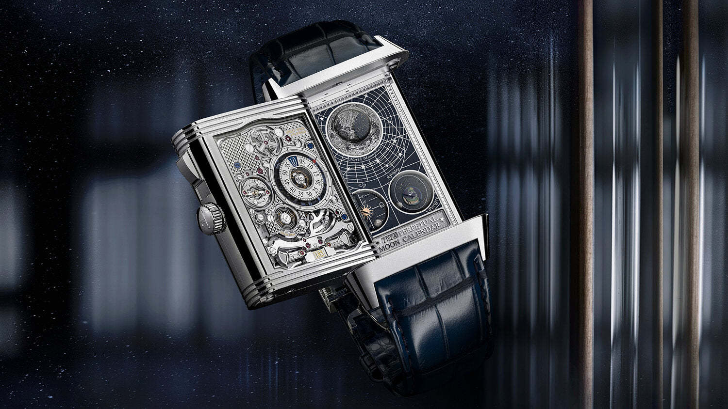 Jaeger-LeCoultre on BitDials