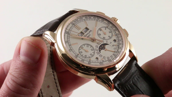Patek Phillipe Complications