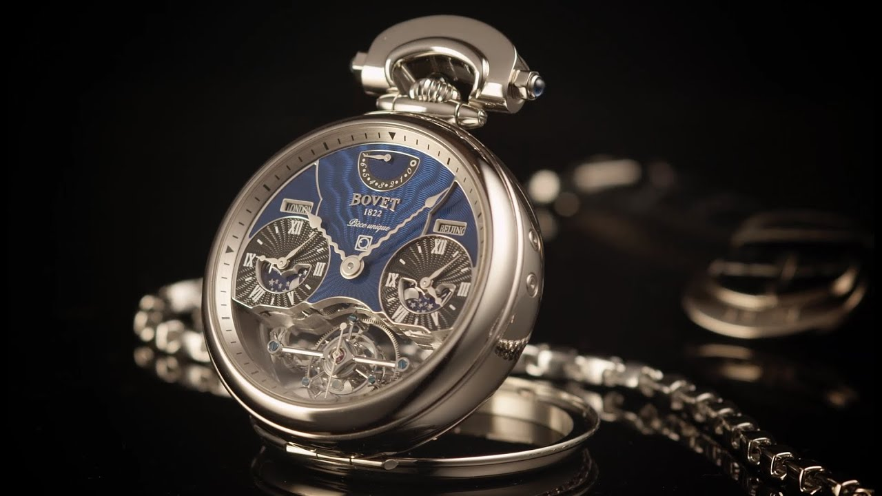 Buy Bovet watches with Bitcoin