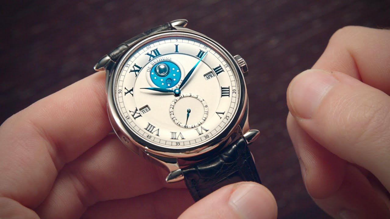 Discover De Bethune collection on BitDials