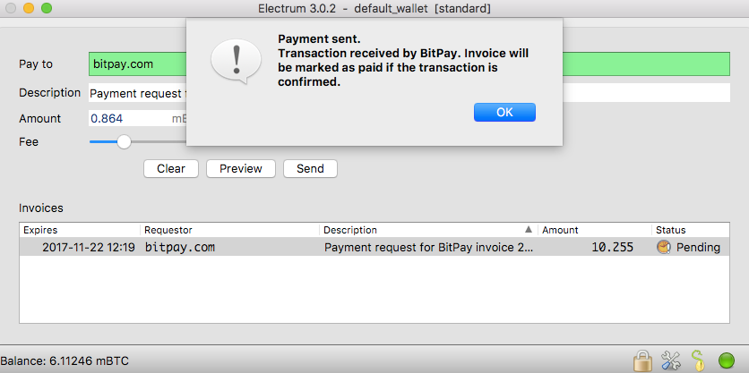 BitPay launches Payment Protocol Payments – BitDials   The Bitcoin