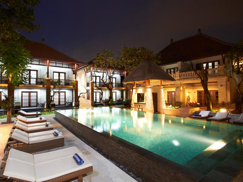 Hotel in Bali that can be bought with Bitcoin
