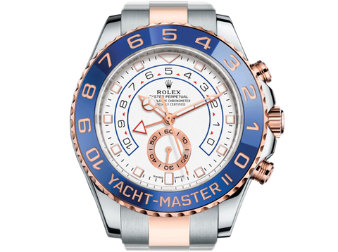 Rolex Yachtmaster Available for Bitcoin on Bitdials