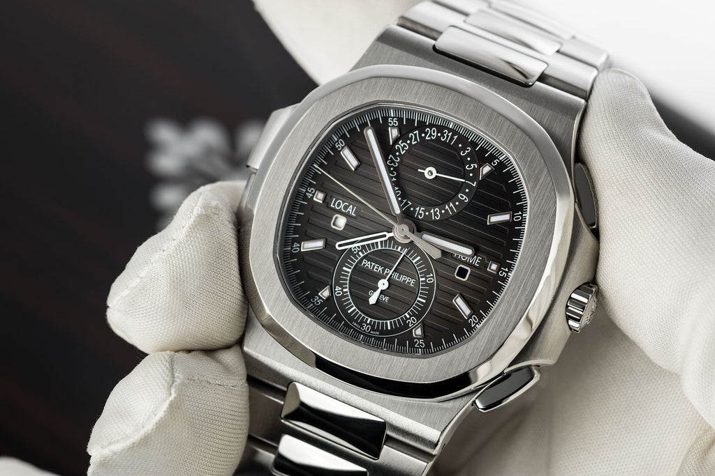 Buy Patek Philippe with Bitcoin on BitDials