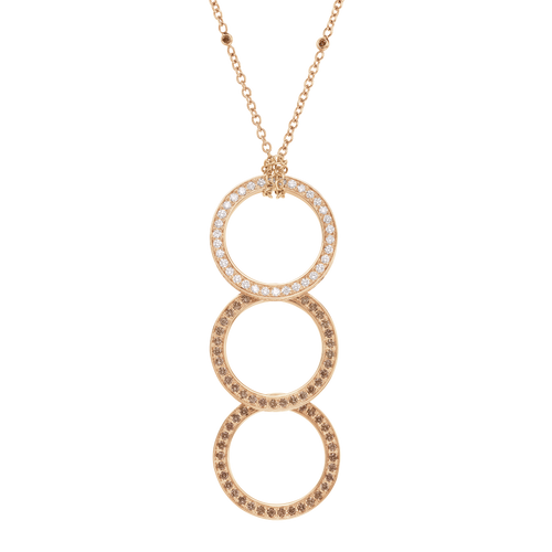 Buy original Jewelry Rueschenbeck Diamond Necklace & Pendant RBK-RUE-2744 with Bitcoins!