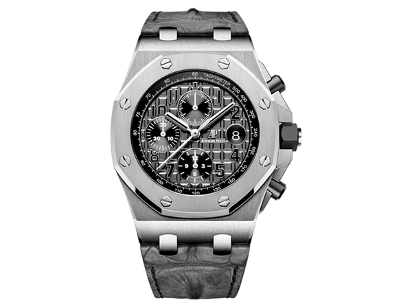 Buy AP ROYAL OAK OFFSHORE CHRONOGRAPH with Bitcoins on Bitdials