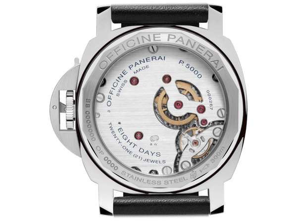 Buy original Panerai LUMINOR MARINA 8 DAYS ACCIAIO PAM00510 with Bitcoin!