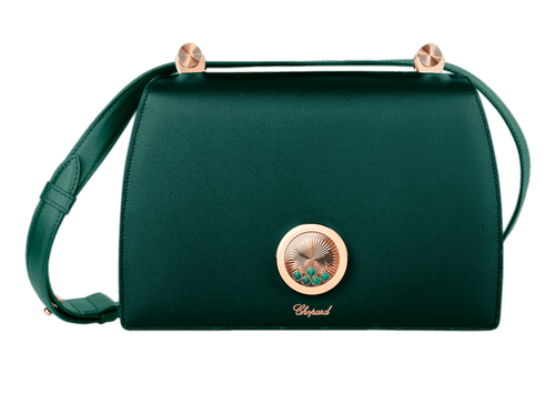 Buy original Chopard HAPPY SHOULDER BAG 95000-0802 with Bitcoin!