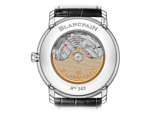Buy Blancpain QUANTIÈME COMPLET with Bitcoin on BitDials