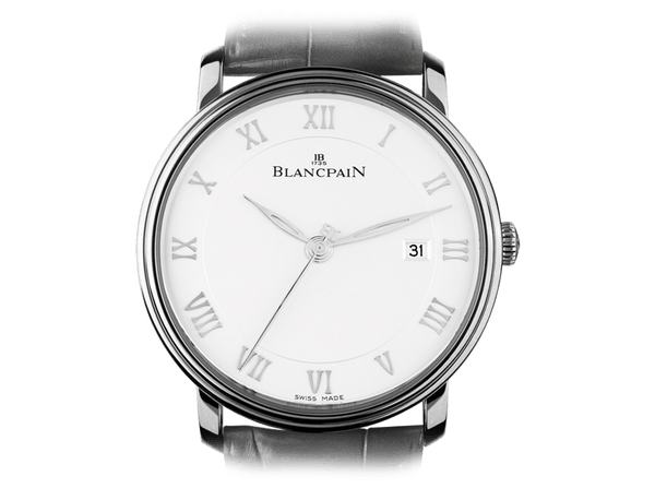 Buy original Blancpain VILLERET 6651-1127-55B with Bitcoins!