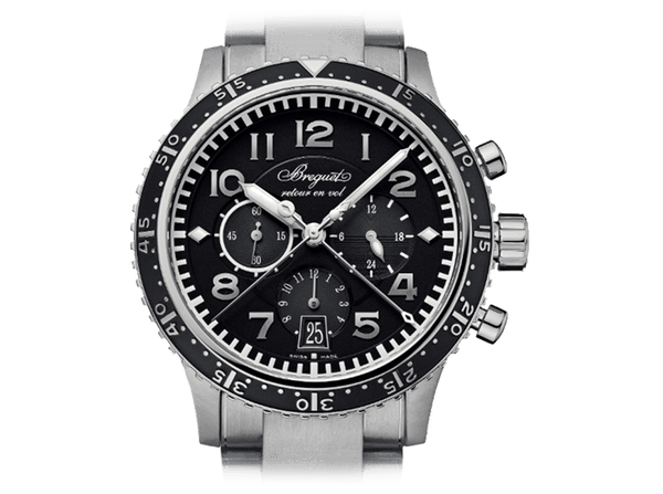 Buy Breguet Type XX - XXI - XXII 3810 with Bitcoin on bitdials