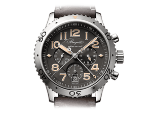 Buy original Breguet Type XX - XXI - XXII 3817 with Bitcoins!
