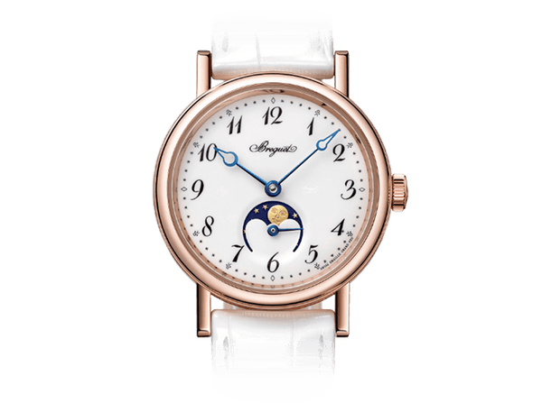 Buy original Breguet Classique Dame 9087 9087BR/29/964 with Bitcoins!