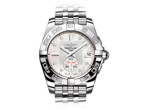 Buy original Breitling GALACTIC 36 AUTOMATIC A3733012/A717/376A with Bitcoins!