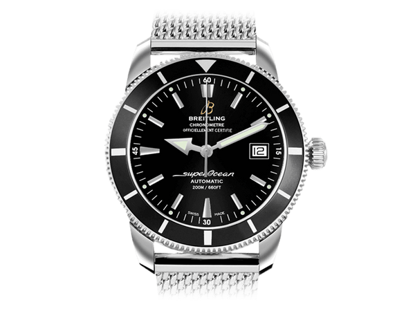 Buy BreitlingSuperocean Heritage 42 with Bitcoins at Bitdials
