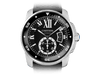 Buy original Cartier CALIBRE DE CARTIER DIVER W7100056 with Bitcoins!